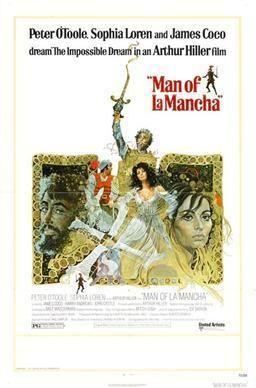 Man of La Mancha (film) Man of La Mancha film Wikipedia