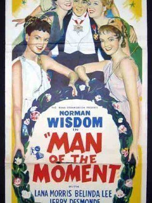 Man of the Moment (1955 film) Man of the Moment Movie 1955 Cast Video Trailer photos