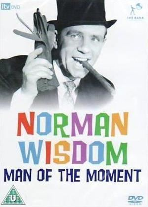 Man of the Moment (1955 film) Rent Norman Wisdom Man of the Moment 1955 film CinemaParadisocouk