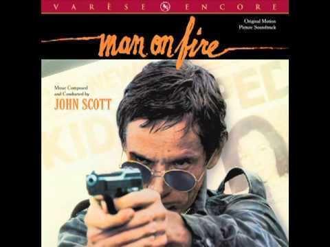 Man on Fire (1987 film) John Scott Man on Fire 1987 Man on Fire YouTube