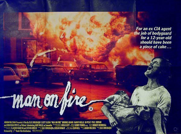 Man on Fire (1987 film) Review Man on Fire 1987 IMDForums