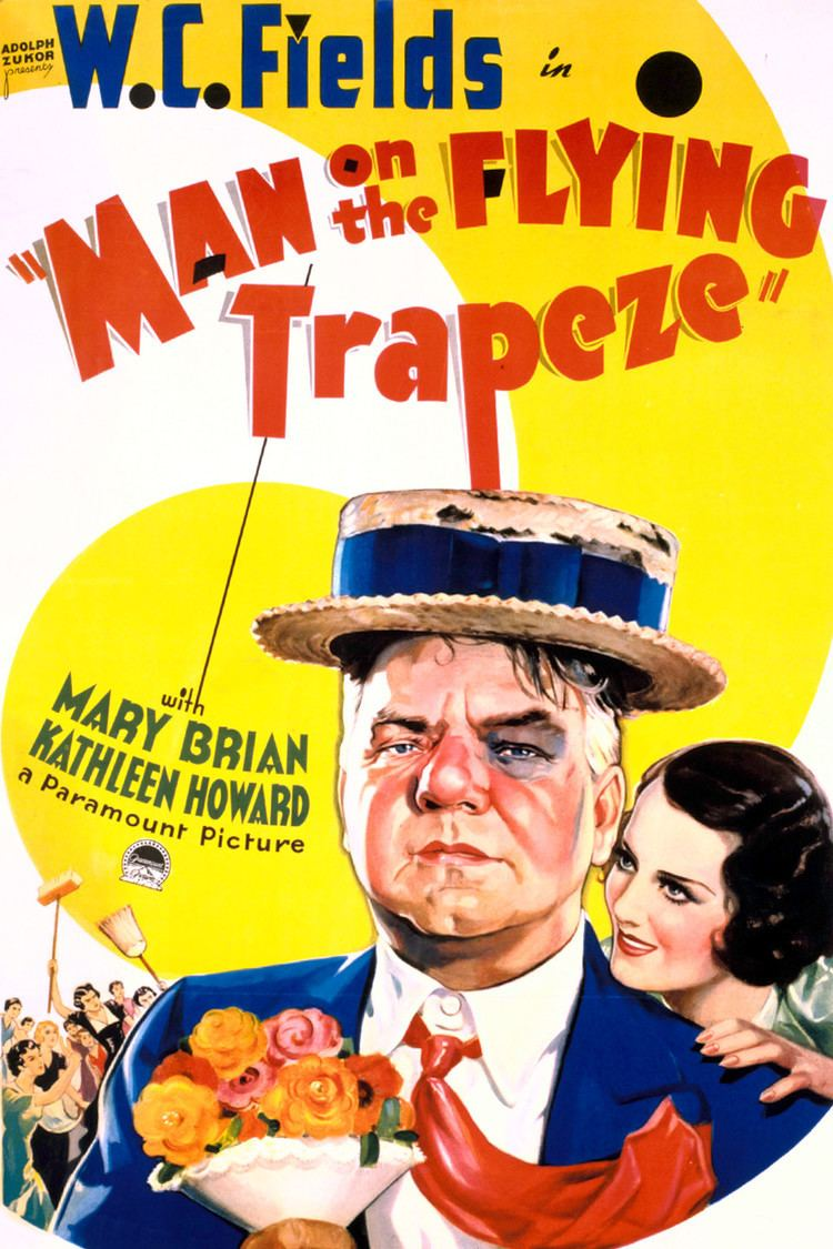 Man on the Flying Trapeze wwwgstaticcomtvthumbmovieposters2650p2650p