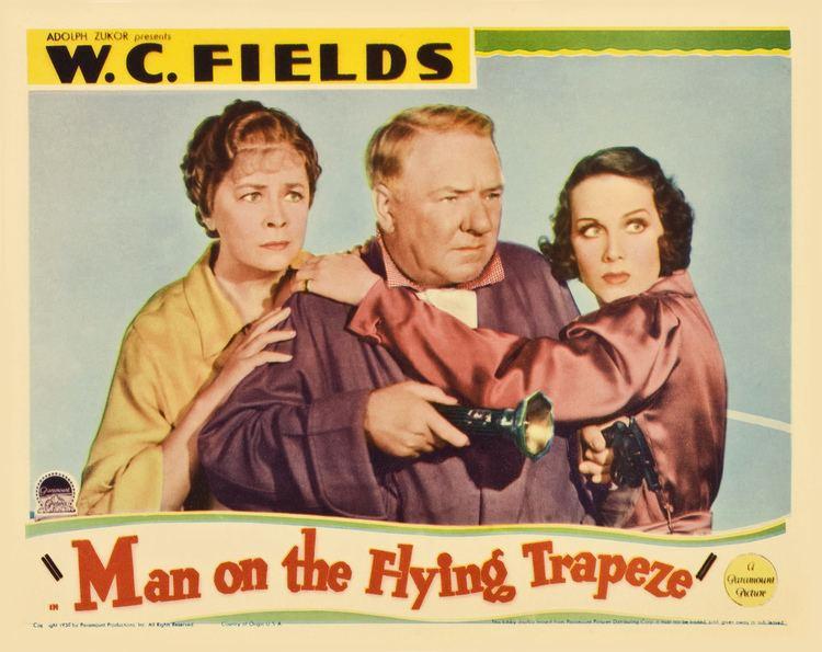 Man on the Flying Trapeze Man on the Flying Trapeze