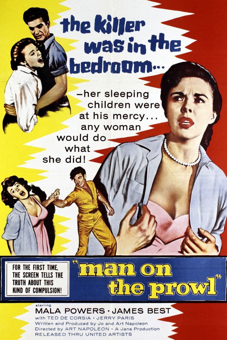 Man on the Prowl (film) wwwgstaticcomtvthumbmovieposters8766890p876