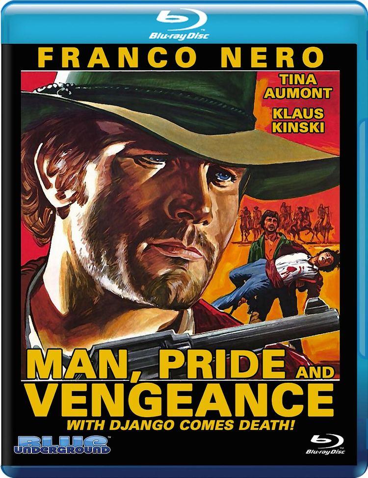 Man, Pride and Vengeance Man Pride and Vengeance Bluray