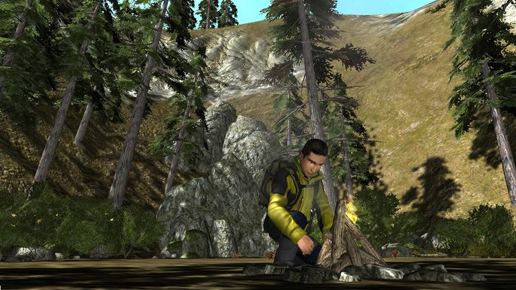 Man vs. Wild (video game) Battle The World39s Toughest Environments in Man vs Wild From