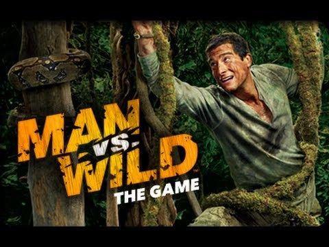 Man vs. Wild (video game) Man vs Wild Playstation 3 gameplay parte 1 YouTube
