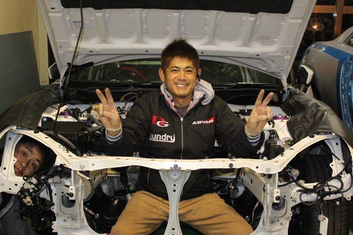 Manabu Orido Orido Manabu D1 Toyota 86 Forum topic TUNE86