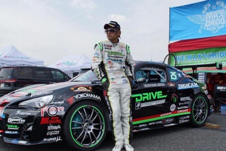Manabu Orido Manabu Max Orido to drive in Time Attack and Drift at