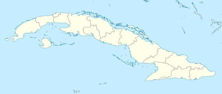 Managua Airport (Cuba)