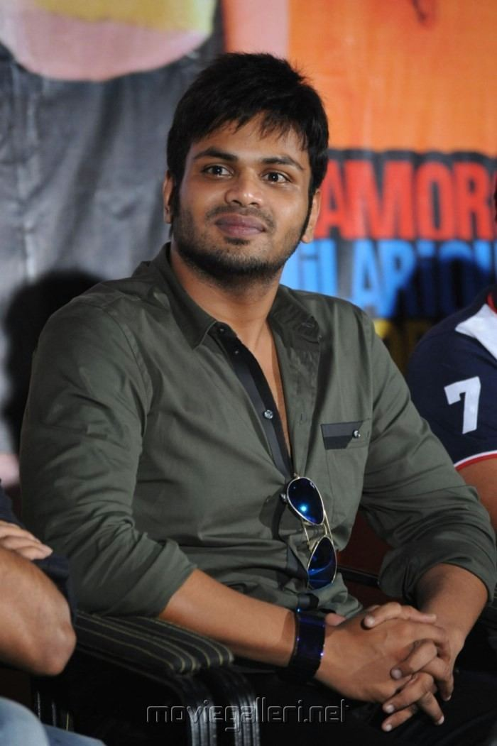 Manchu Manoj Picture 493145 Manchu Manoj Kumar at Potugadu Movie Trailer Launch