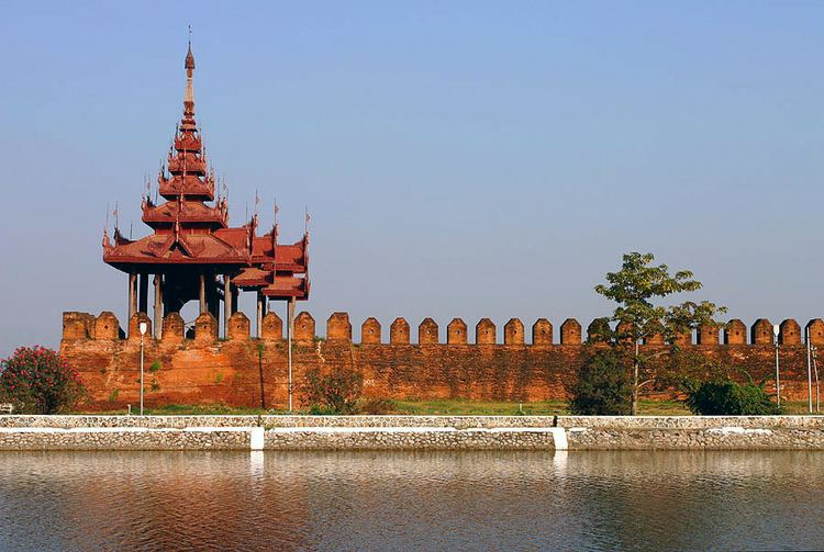 Mandalay in the past, History of Mandalay