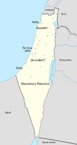 Mandatory Palestine Mandatory Palestine Wikipedia