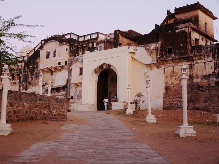 Mandawa in the past, History of Mandawa
