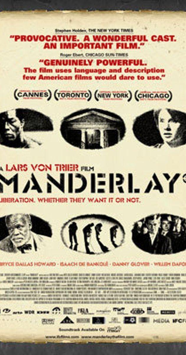 Manderlay Manderlay 2005 IMDb