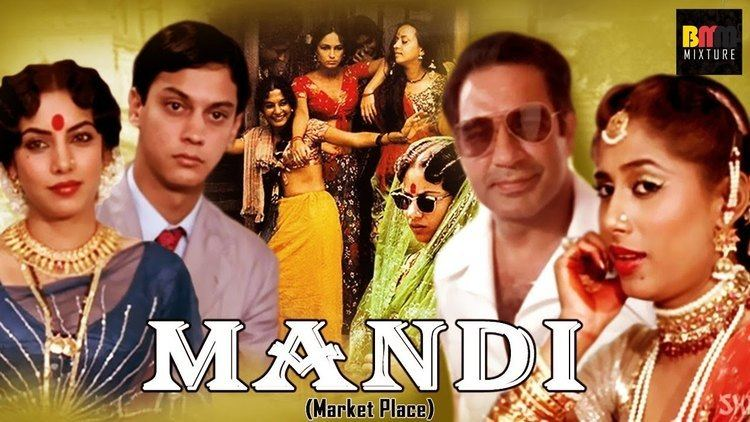 Mandi 1983 Full Length Hindi Movie Shabana Azmi Naseeruddin