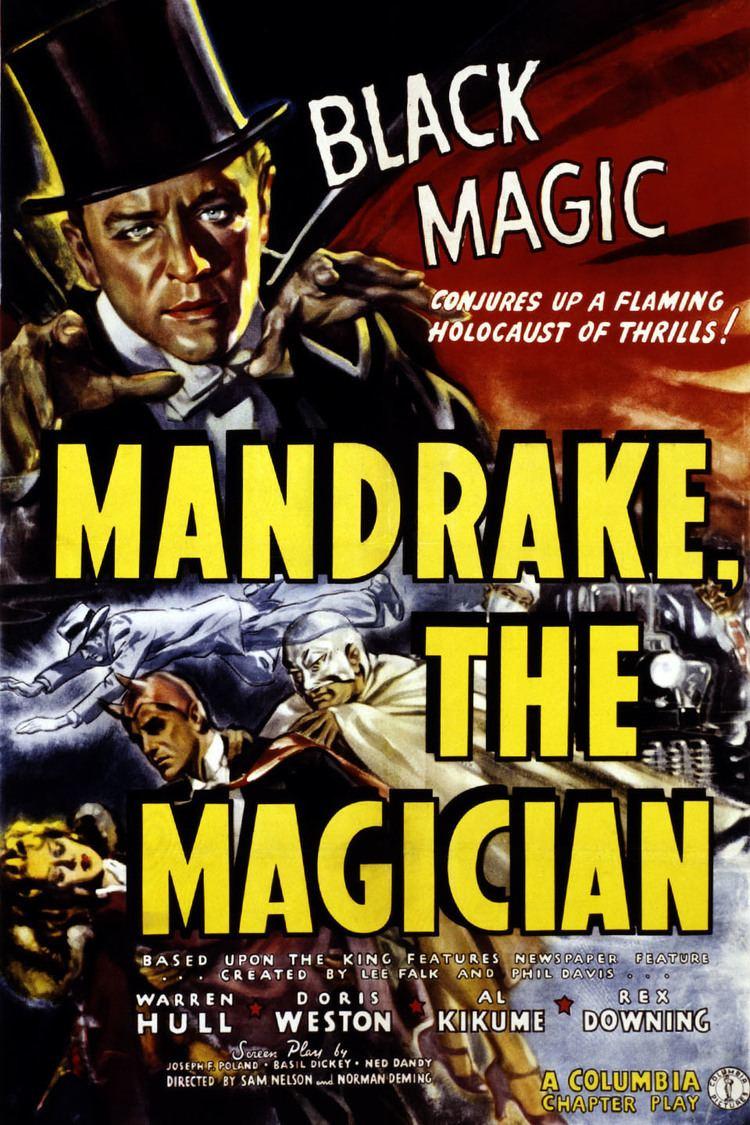 Mandrake the Magician (serial) wwwgstaticcomtvthumbmovieposters8768600p876