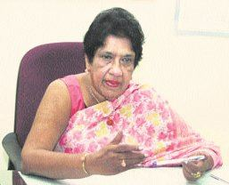 Manel Abeysekera Ms Manel Abeysekera The first Sri Lankan Career Lady Dip Flickr