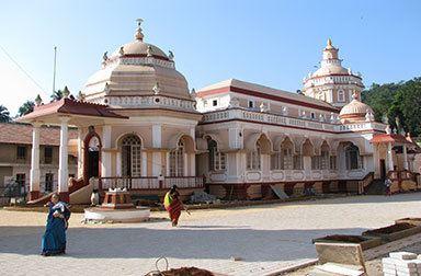 Mangueshi Temple Mangueshi Temple GoaShri Mangeshi Goa Hindu Temples In Goa