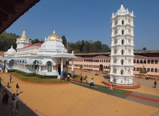 Mangueshi Temple Shri Mangeshi Temple Goa Timing History Address Distance From