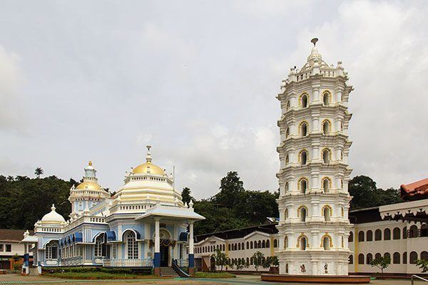 Mangueshi Temple Shri Mangueshi Temple Mangeshi Temple Panjim Goa