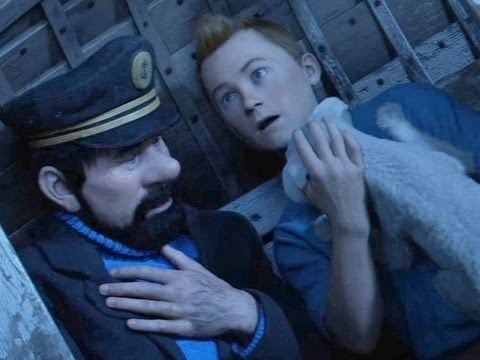Mangus! movie scenes The Adventures of Tintin Wrong Lifeboat Movie Clip Official 2011 HD