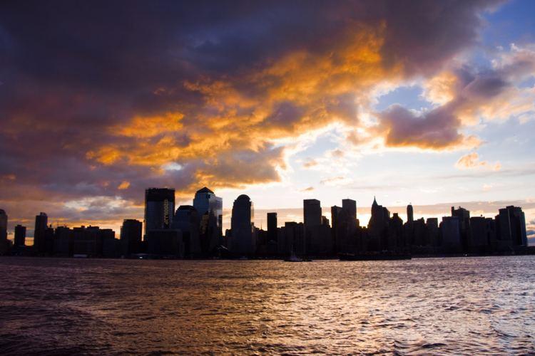 Manhattan Beautiful Landscapes of Manhattan