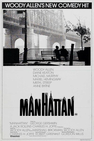 Manhattan (film) Manhattan Movie Review Film Summary 1979 Roger Ebert