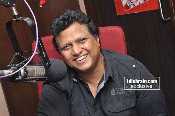 Mani Sharma Mani Sharma at Red FM Telugu cinema news