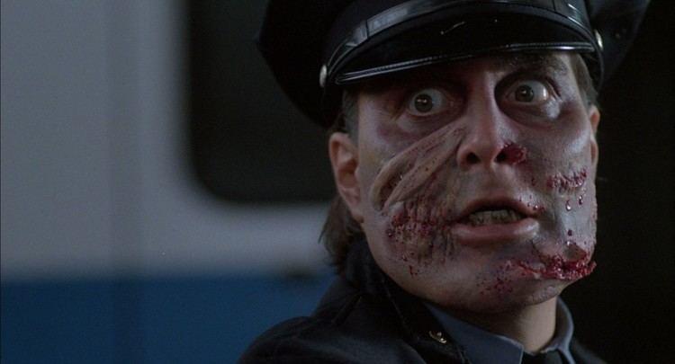 Maniac Cop movie scenes MANIAC COP 1988 d William Lustig w Larry Cohen