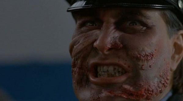 Maniac Cop movie scenes Maniac Cop 1988 Review