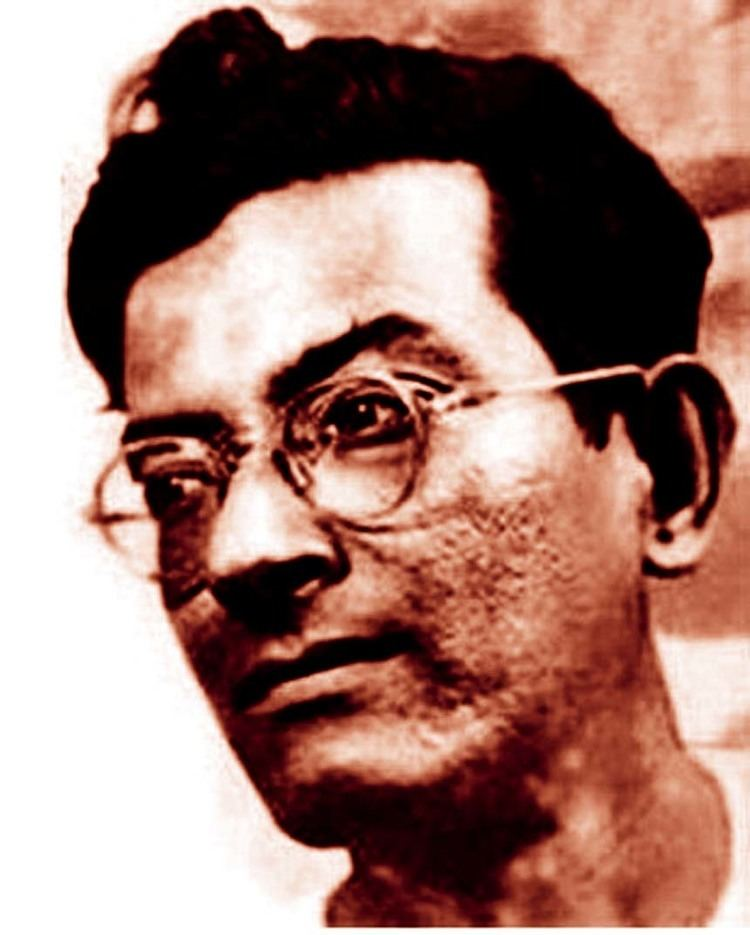 Manik Bandopadhyay Manik Bandopadhyay A powerful novelist The New Nation