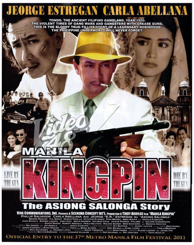 Manila Kingpin: The Asiong Salonga Story 9MMzine Manila Kingpin The Asiong Salonga Story