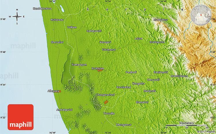 Manimala Beautiful Landscapes of Manimala