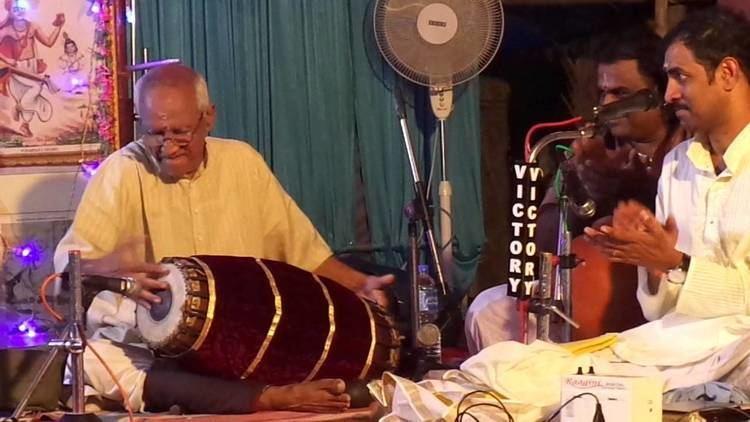 Mannargudi Easwaran Mannargudi Easwaran And SKarthick Mridangam And Ghatam Drum Solos