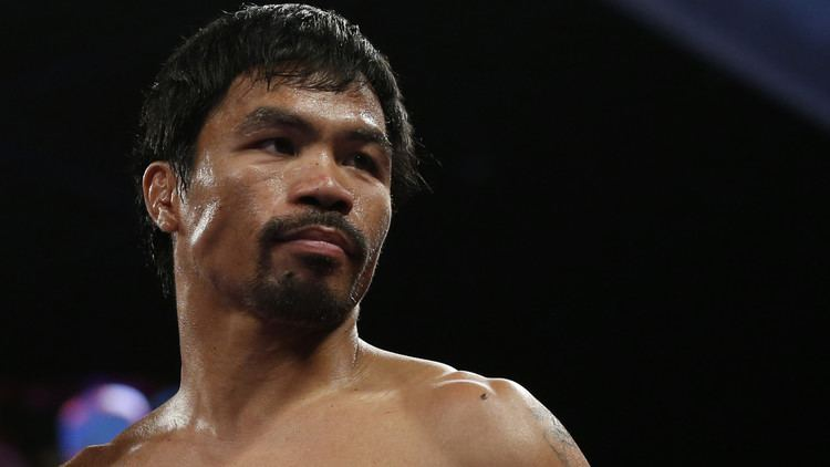 Manny Pacquiao Manny Pacquiao Floyd Mayweather should sign this month to