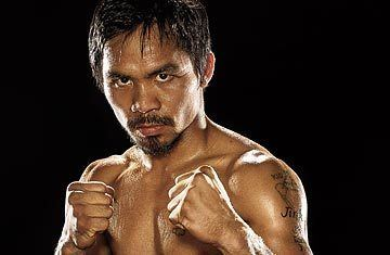 Manny Pacquiao The Meaning and Mythos of Manny Pacquiao TIME