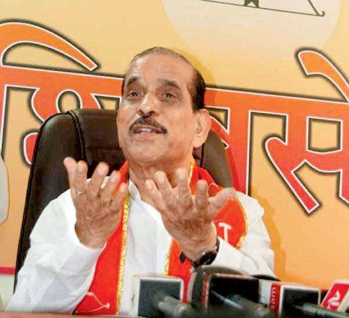 Manohar Joshi Welcome to Maharashtra Political Partiesin
