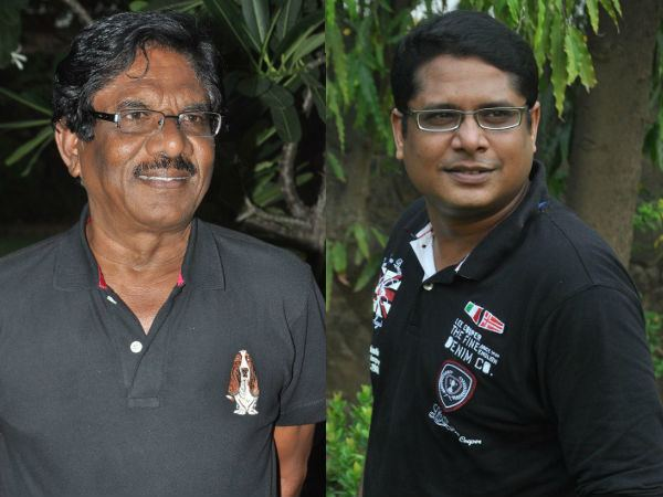Manoj Bharathiraja Bharathiraja Teams Up With His Son Manoj For A New Project Filmibeat