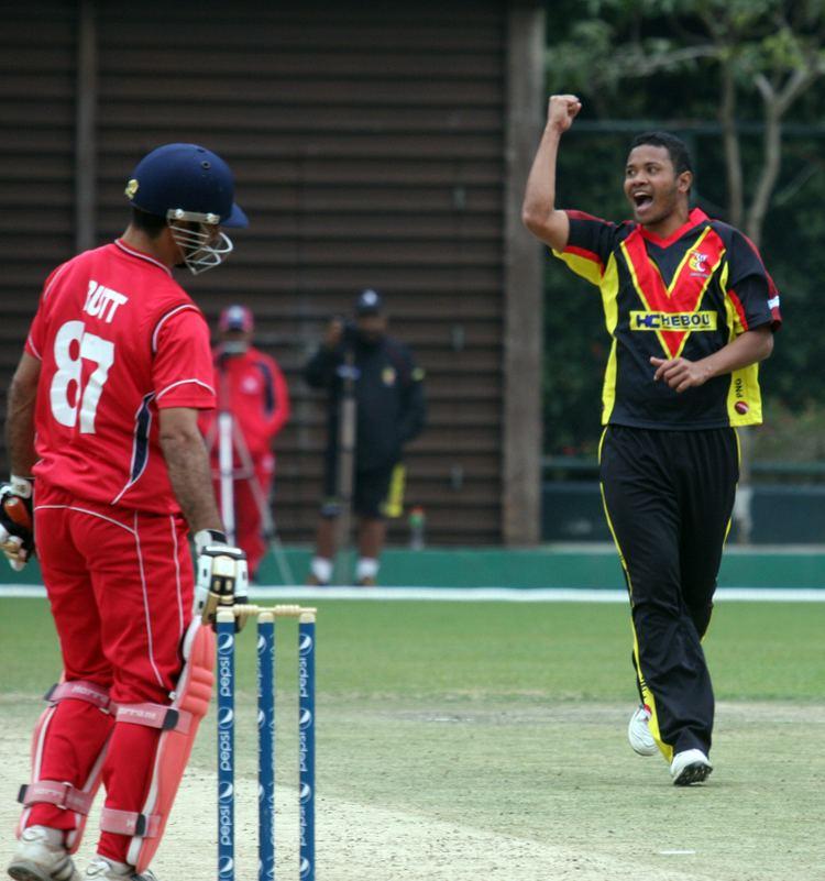 Manoj Cheruparambil (Cricketer)
