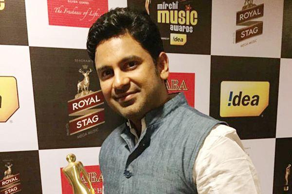 Manoj Muntashir Manoj Muntashir looking forward to the release of 39Wazir39 track