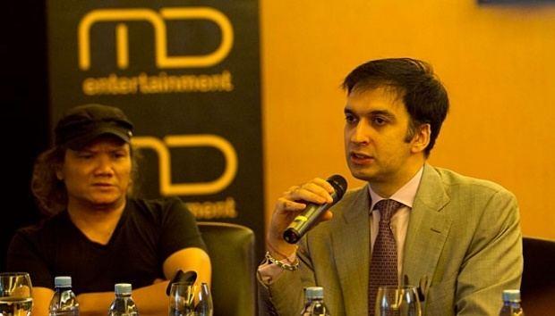Manoj Punjabi Manoj Punjabi Film Bukan Bisnis Saja tapi Jiwa Tempo Seleb