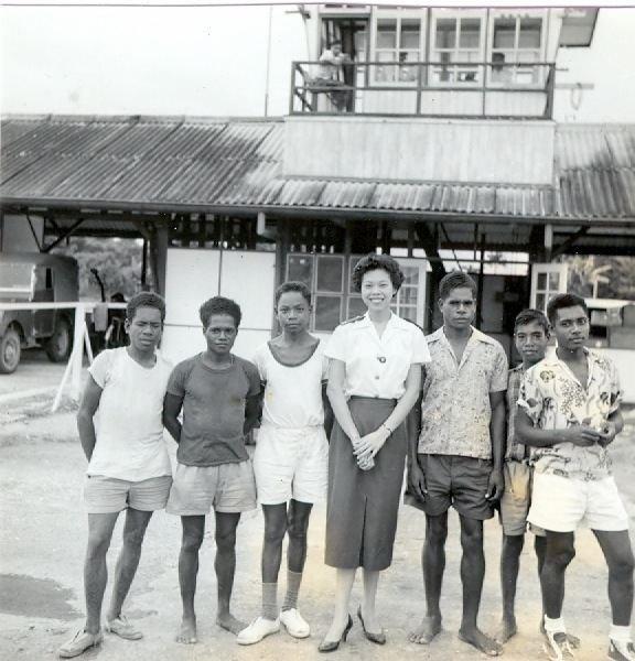 Manokwari in the past, History of Manokwari