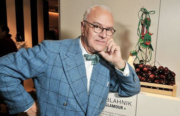 Manolo Blahnik Manolo Blahnik Fashion Designer Biography