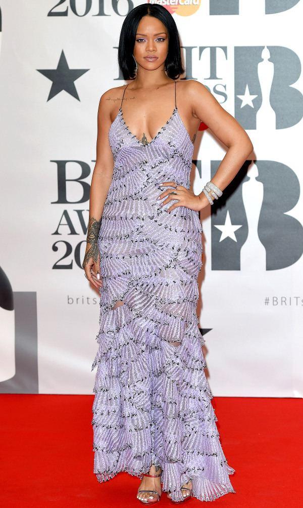 Manolo Blahnik Rihanna Designs an All Denim Shoe Line with Manolo Blahnik