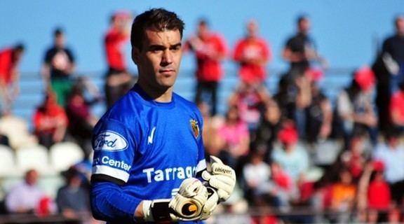 Manolo Reina El Huesca ante el difcil reto de batir a Manolo Reina en