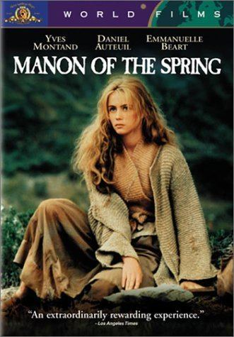 Manon des Sources (1986 film) Manon des Sources Manon of the Spring Jean de Florette II