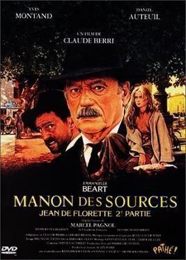 Manon des Sources (1986 film) Manon des Sources 1986 film Wikipedia