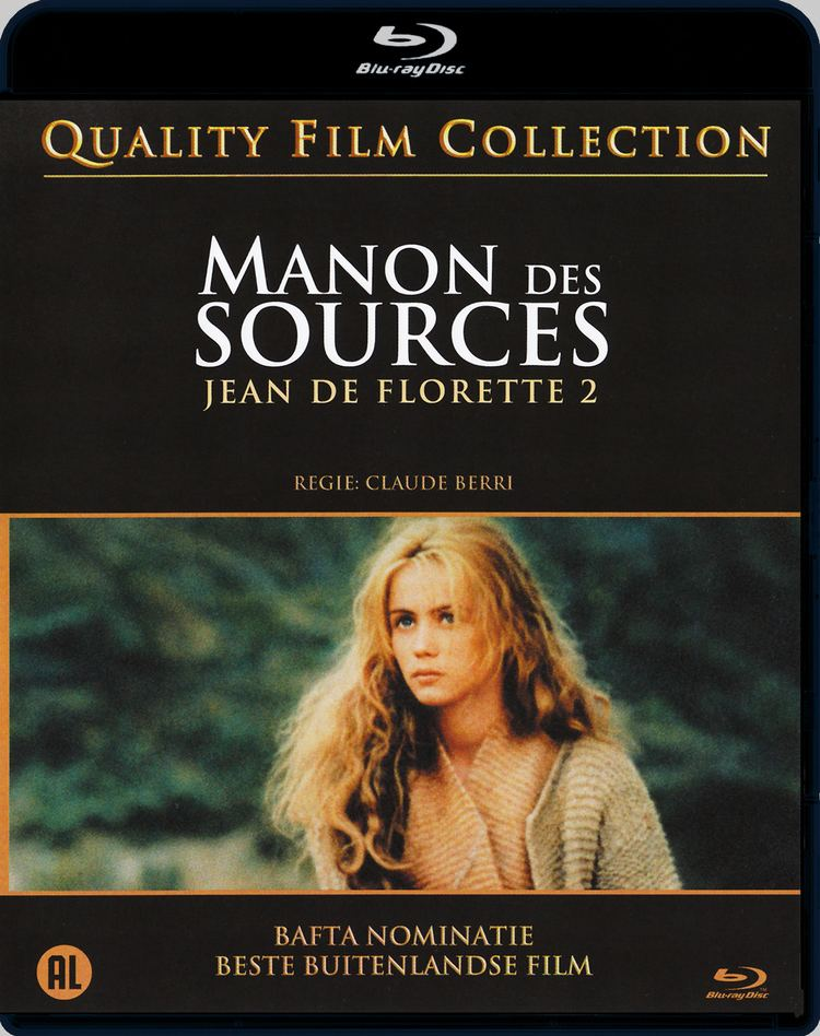 Manon des Sources (1986 film) Manon of the Spring Jean de Florette II Bluray Holland