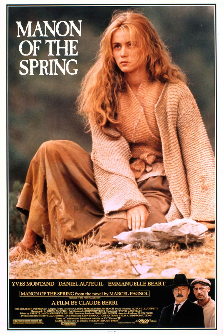 Manon des Sources (1986 film) wwwgstaticcomtvthumbmovieposters11180p11180